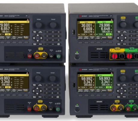 Fuentes de alimentación auto-ranging de Keysight