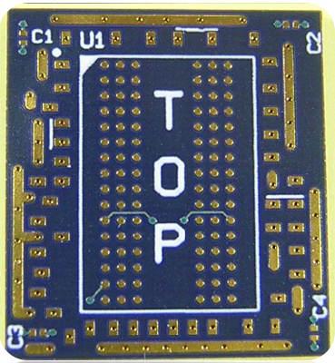 Intercaladores de sondas de matrices de mallas (BGA) de DDR4 para osciloscopios de la Serie Infiniium