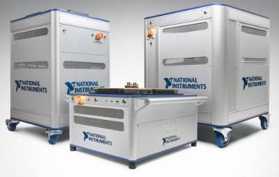 Sistemas automáticos de prueba de semiconductores con sistemas de pruebas basados en PXI