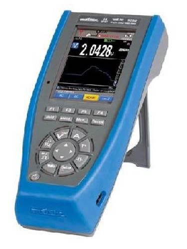 Multímetros con pantalla gráfica a color ASYC IV