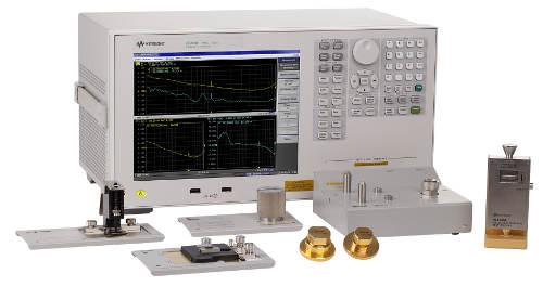 Analizador de impedancia de Keysight Technologies E4991B