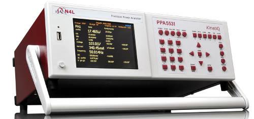 Solución de prueba para armónicos y flickers según normativa IEC61000-3-2/3 e IEC61000-3-11/12