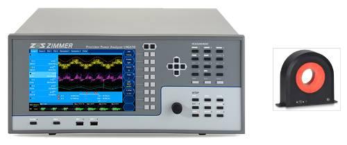 Analizador de potencia de precisión LMG670