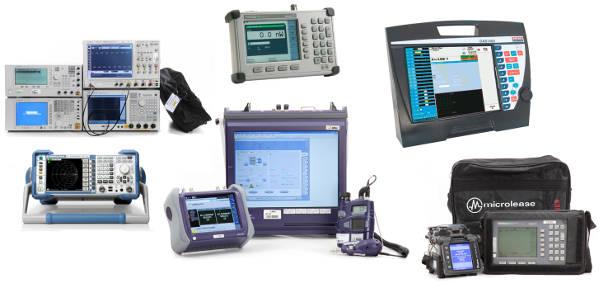 Catálogo Microlease de equipos de instrumentación seminuevos certificados