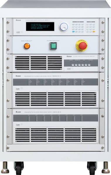 Sistema para pruebas regenerativas en baterías y packs de baterías