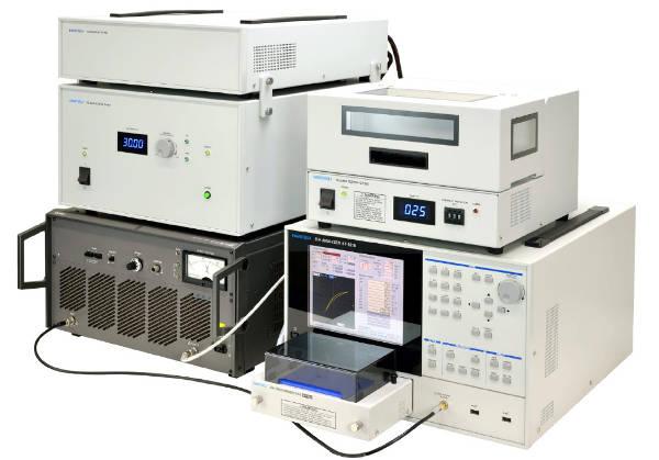 Analizadores B-H para medidas de materiales magnéticos blandos en I+D