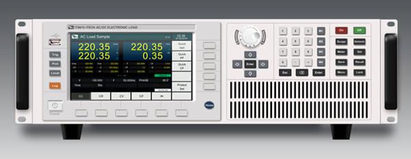 Carga Electrónica AC/DC 420 V/20 A/1800 W ITECH IT8615