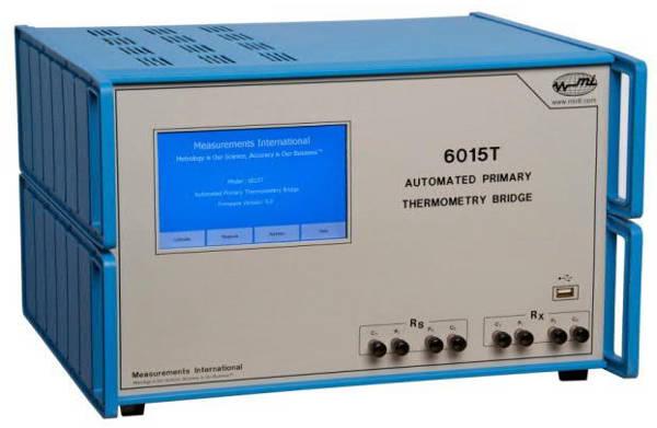 Puente de termometría 6015T