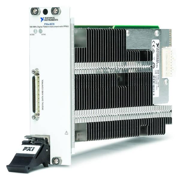 NI incluye la capacidad digital del ATE de semiconductores en PXI