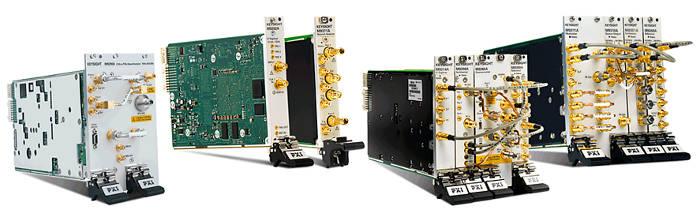 10 instrumentos PXIe para investigación avanzada en 5G, aplicaciones aeroespaciales y defensa, y tecnologías cuánticas