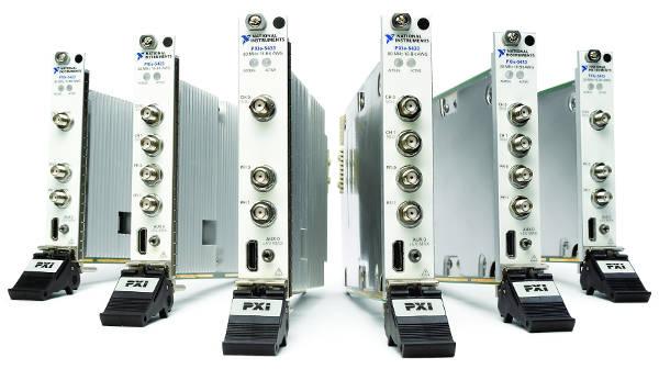 Generadores de formas de onda arbitrarias de doble canal y basados en PXI