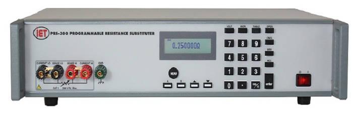 Década de Resistencia Programable de Precisión, PRS-300.