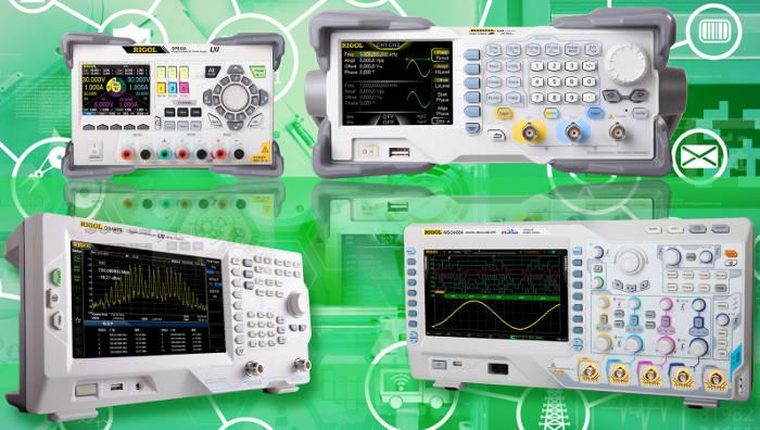 Soluciones de prueba y medida para el desarrollo IoT
