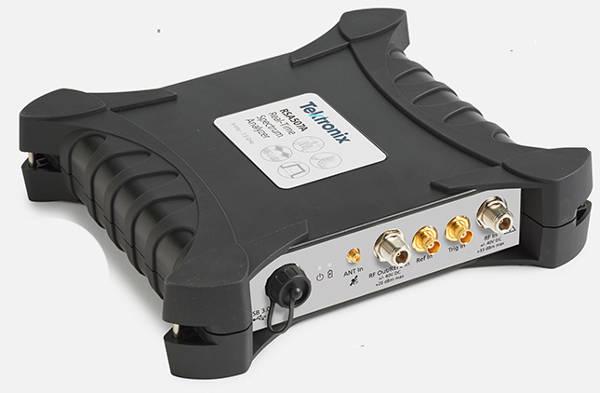 Analizadores de espectros en tiempo real Tektronix RSA500 y RSA600