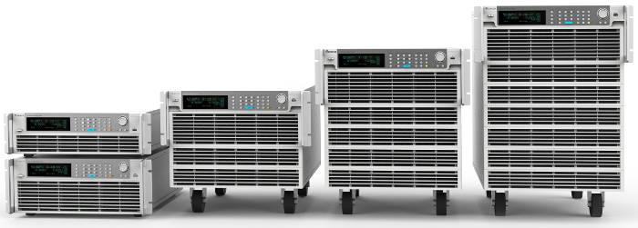 Carga electrónica programable Chroma serie 63200E
