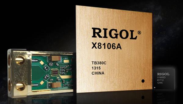 Nuevo juego de circuitos y nueva arquitectura de osciloscopio RIGOL