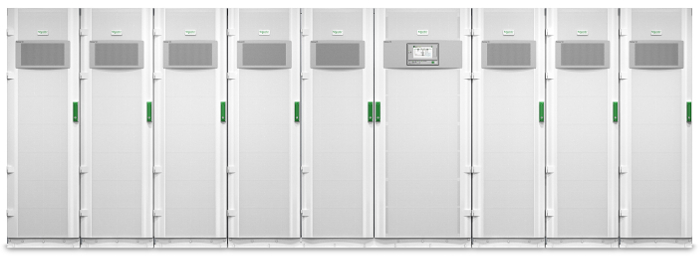 sai schneider electric galaxy vx