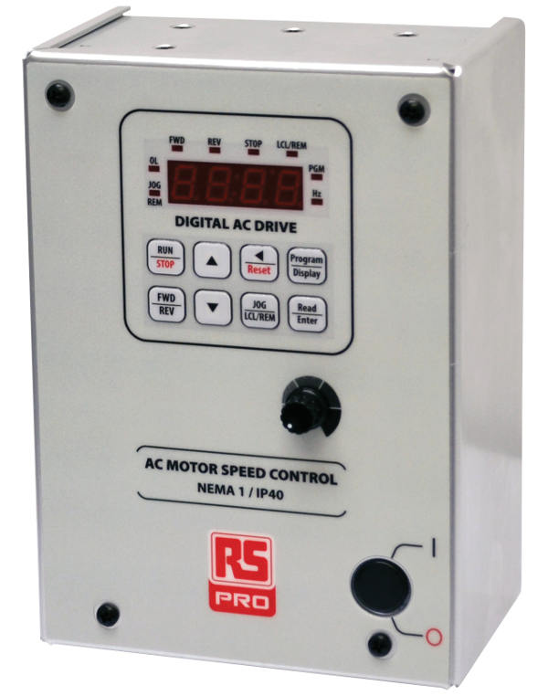 variadores frecuencia rs pro inverter drives w