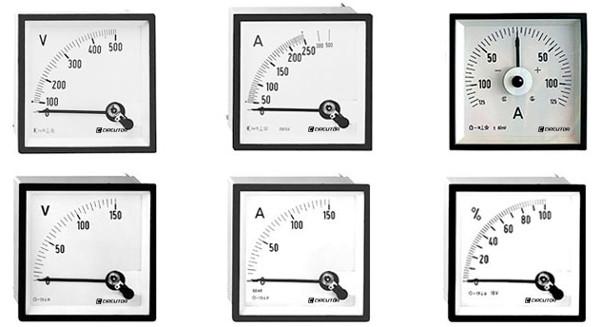 Equipos de medida eléctrica con certificado Lloyd's Register para aplicaciones marinas