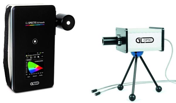 Sistema de medición fotobiológica para evaluación del riesgo de luz azul